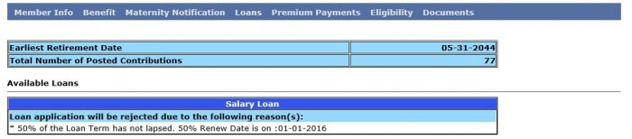 Am I Eligible To Avail An SSS Salary Loan Renewal Eligibility