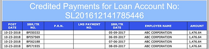 How to Check Your SSS Loan Balance - Credited SSS Loan Payments