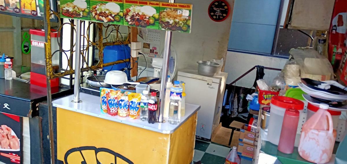 Sisig Primo Food Cart Franchise